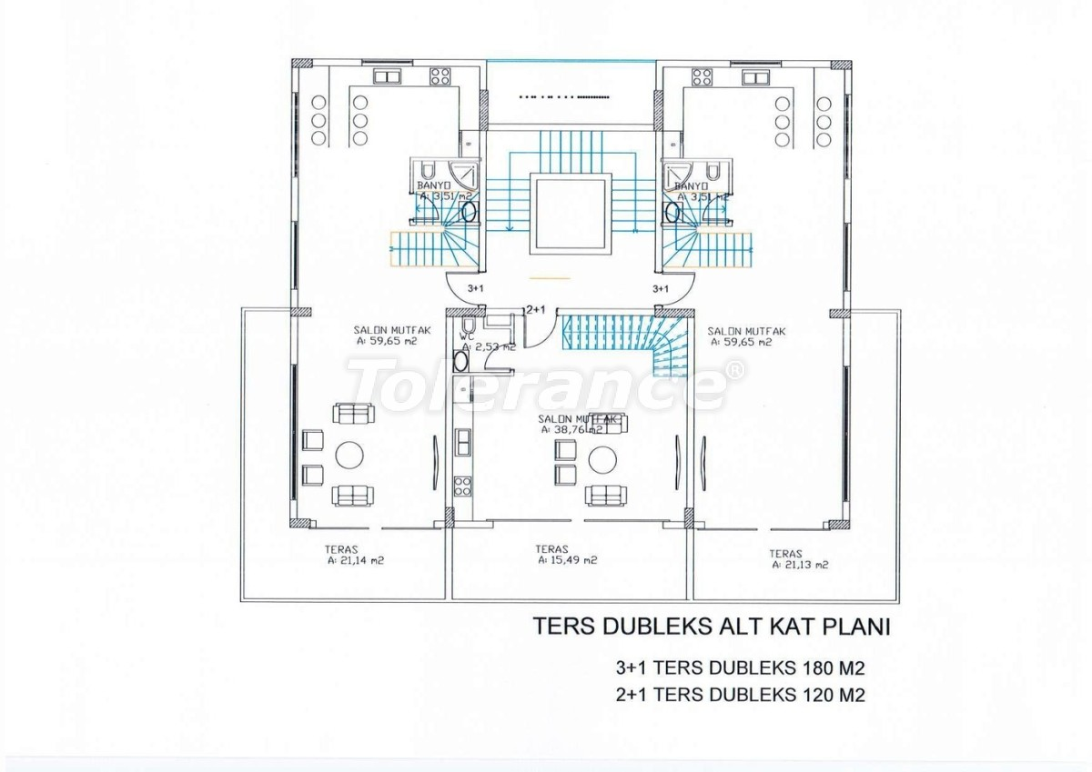 Новый инвестиционный проект элитного жилья  в Каргиджаке - 5346 | Tolerance Homes