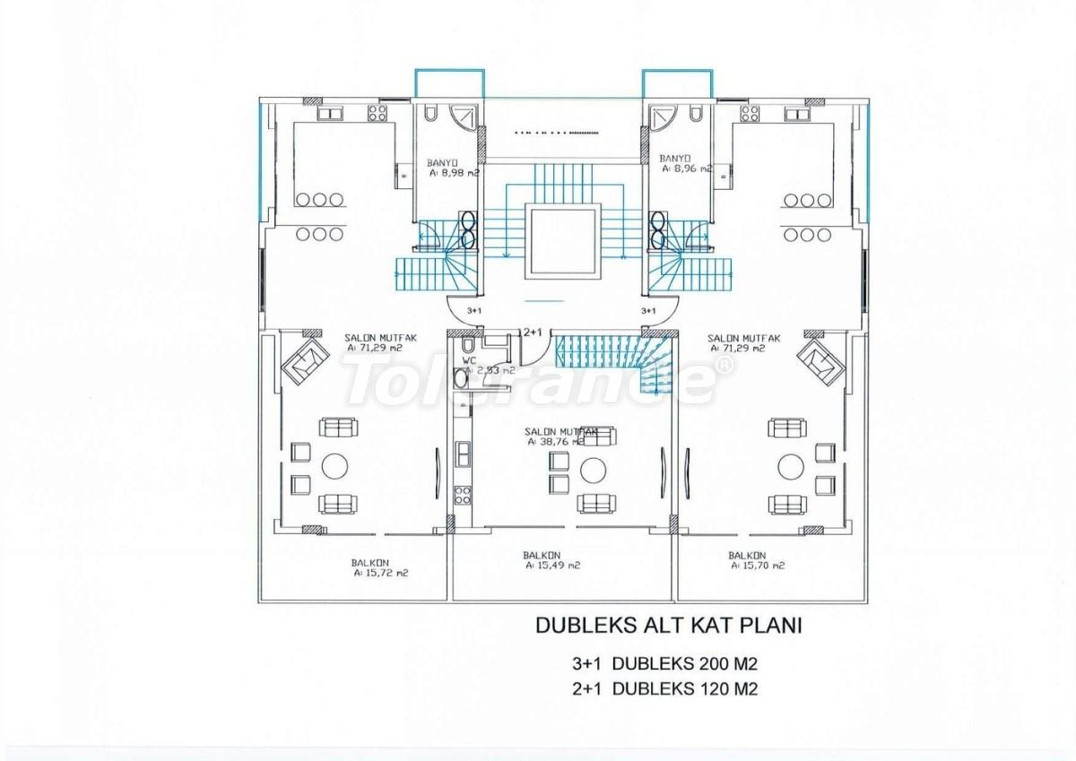 Новый инвестиционный проект элитного жилья  в Каргиджаке - 5345 | Tolerance Homes