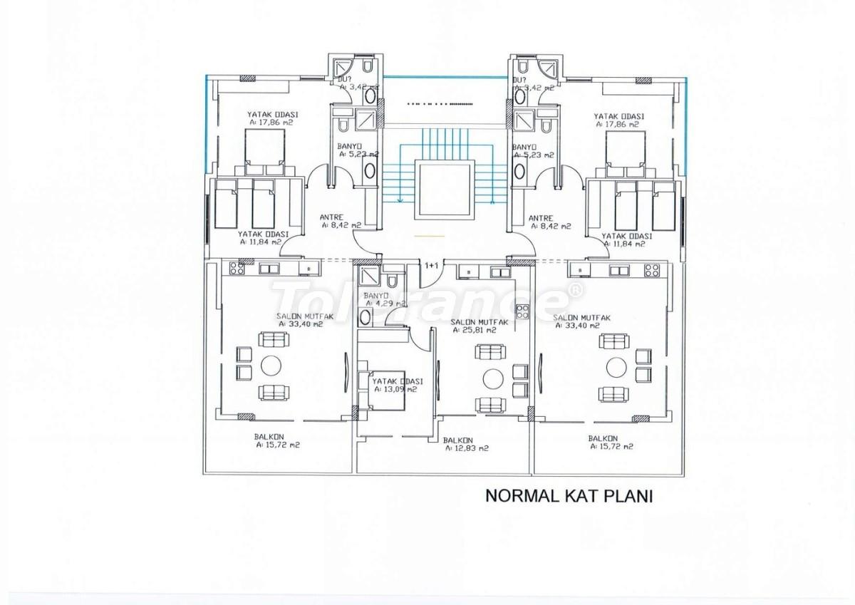 Новый инвестиционный проект элитного жилья  в Каргиджаке - 5344 | Tolerance Homes