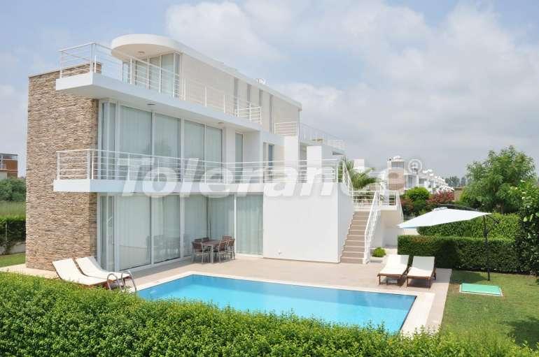 Виллы с 4-мя спальнями в Белеке, Анталия с собственным бассейном - 5806 | Tolerance Homes