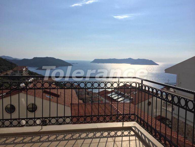 Квартиры в Каше в комплексе с бассейном в 500 метрах от моря - 30827 | Tolerance Homes