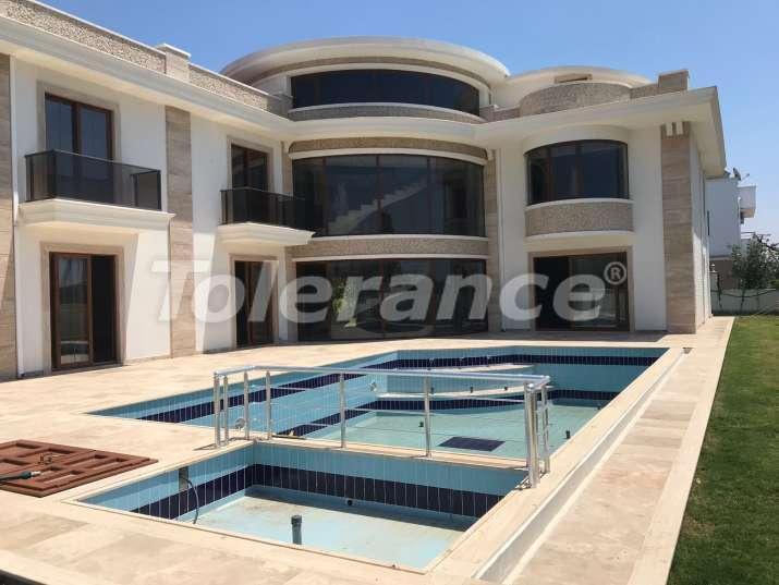 Элитные виллы в Белеке, Анталия с частным бассейном - 529 | Tolerance Homes