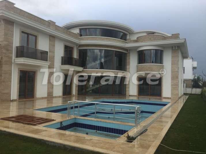 Элитные виллы в Белеке, Анталия с частным бассейном - 500 | Tolerance Homes