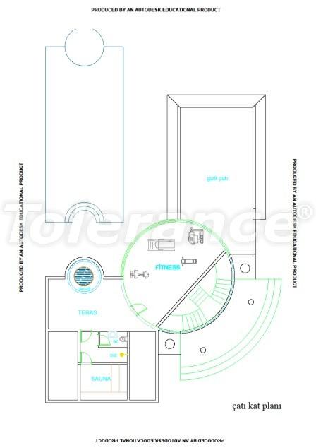 Элитные виллы в Белеке, Анталия с частным бассейном - 539 | Tolerance Homes