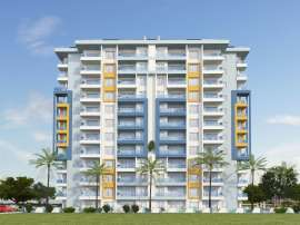 Квартиры в Махмутларе, Алания всего в  450 м от моря - 6477 | Tolerance Homes