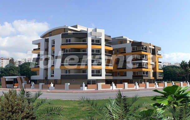 Вторичная трехкомнатная квартира в Лимане, Коньяалты от надежного застройщика - 6694 | Tolerance Homes