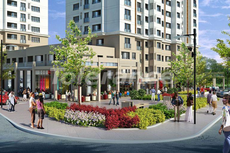 Просторные квартиры в Башакшехир, Стамбул в современном комплексе с развитой инфраструктурой - 21491 | Tolerance Homes