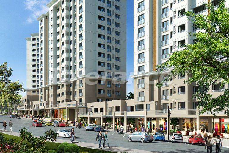 Просторные квартиры в Башакшехир, Стамбул в современном комплексе с развитой инфраструктурой - 21493 | Tolerance Homes