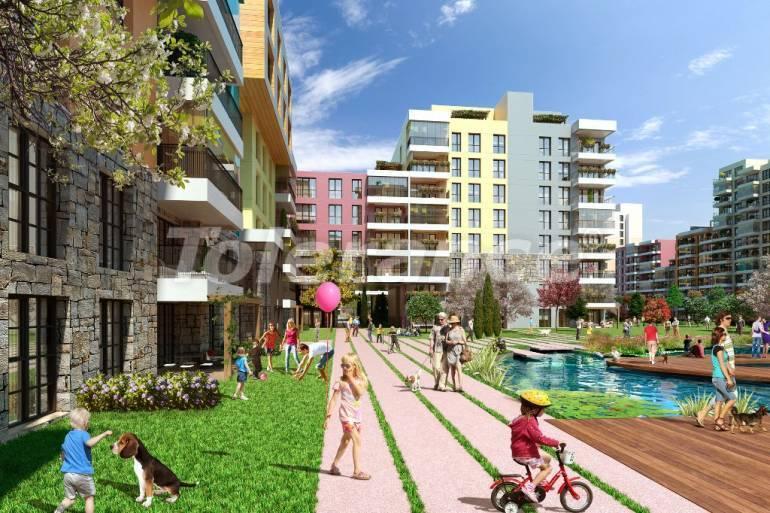 Утопающийв зелени комплекс в азиатской части Стамбула - 7041 | Tolerance Homes