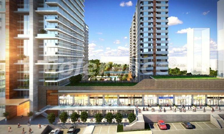 Квартиры класса люкс в Стамбуле в современном комплексе с развитой инфраструктурой в рассрочку - 21167 | Tolerance Homes