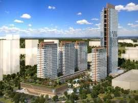 Квартиры класса люкс в Стамбуле в современном комплексе с развитой инфраструктурой в рассрочку - 21152 | Tolerance Homes