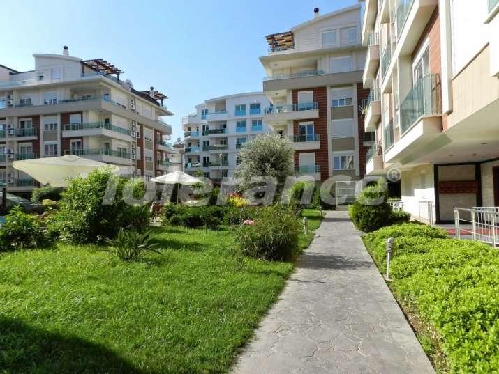 Вторичная меблированная квартира в Лимане, Коньяалты в 450м от пляжа - 7099 | Tolerance Homes