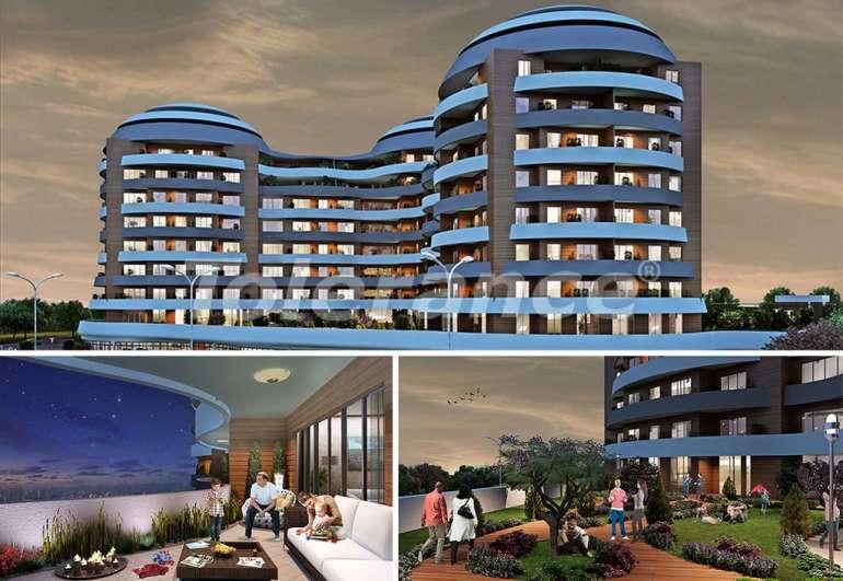 Роскошные апартаменты в центре Стамбула с бассейном, сауной и фитнесом - 7248   Tolerance Homes