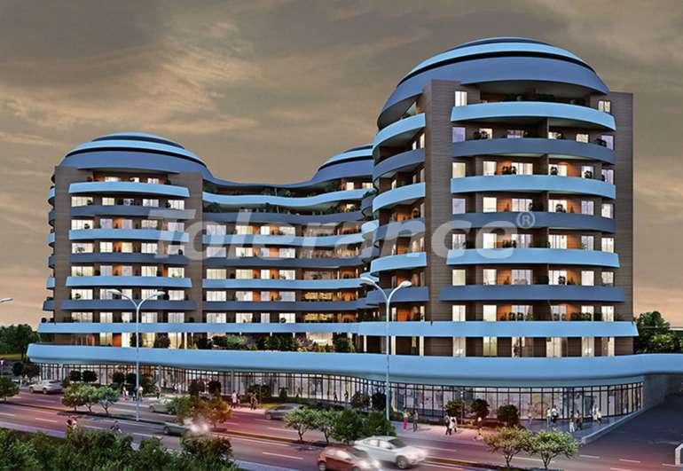 Роскошные апартаменты в центре Стамбула с бассейном, сауной и фитнесом - 7247 | Tolerance Homes