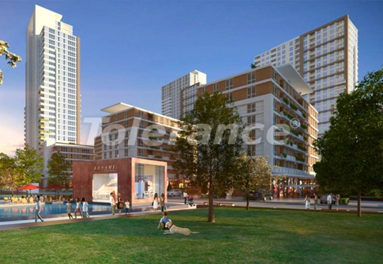 Шикарные квартиры в Стамбуле в современном комплексе с гарантией аренды на 3 года - 7306 | Tolerance Homes