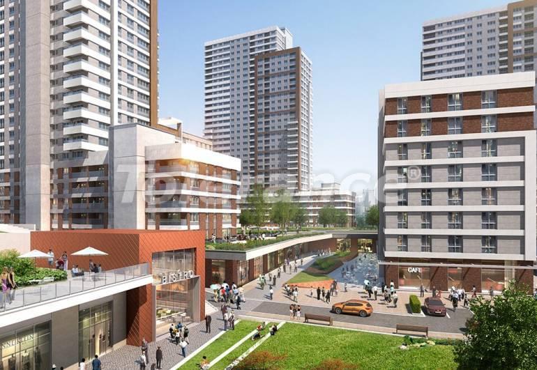 Шикарные квартиры в Стамбуле в современном комплексе с гарантией аренды на 3 года - 7305 | Tolerance Homes
