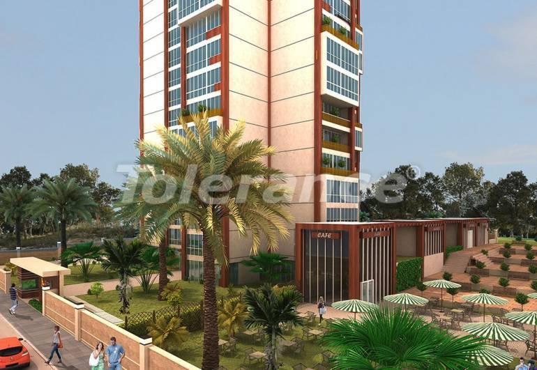 Роскошные апартаменты в Стамбуле в современном комплексе с концепцией пятизвездочного отеля - 7427 | Tolerance Homes
