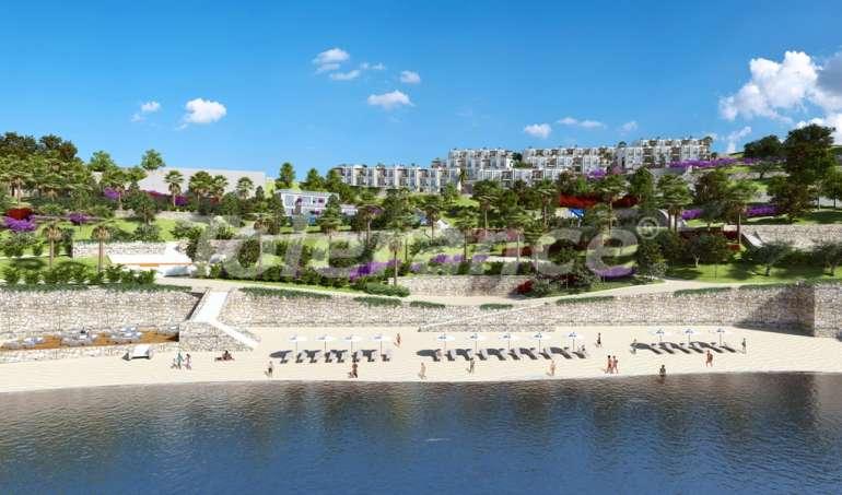 Апартаменты и виллы в Бодруме рядом с морем - 7517 | Tolerance Homes