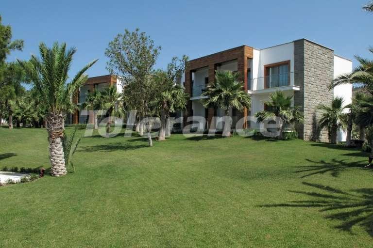 Виллы в центре Бодрума с частным пляжем - 7609 | Tolerance Homes