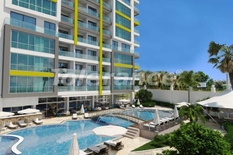 Апартаменты в Махмутларе в комплексе рядом с морем - 7751 | Tolerance Homes