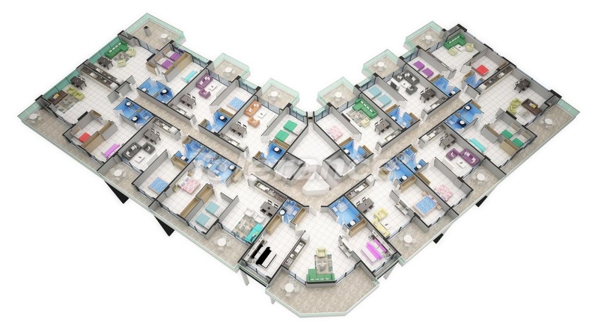 Новый прекрасный комплекс в Каргиджаке - 7800 | Tolerance Homes