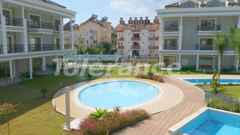 Элитные апартаменты в Асланбуджаке, Кемер в комплексе с бассейном - 7814 | Tolerance Homes