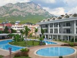 Элитные апартаменты в Асланбуджаке, Кемер в комплексе с бассейном - 7813 | Tolerance Homes