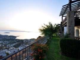 Полностью мебелированные апартаменты 2+1 с видом на море на 360 градусов в модной части Бодрума - 7978 | Tolerance Homes