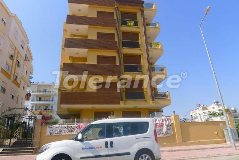 Квартиры в Хурме, Коньяалты в комплексе с бассейном - 8013 | Tolerance Homes